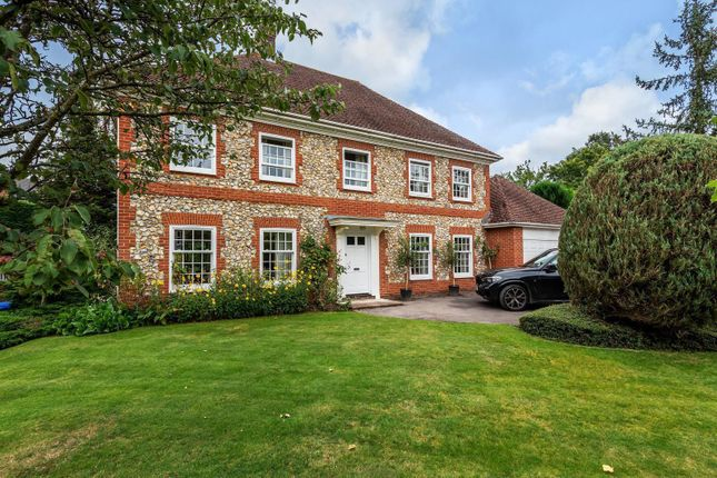 Thumbnail Detached house for sale in Reed Place, West Byfleet