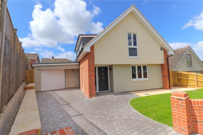 Thumbnail Detached bungalow for sale in Wynnes Rise, Sherborne, Dorset