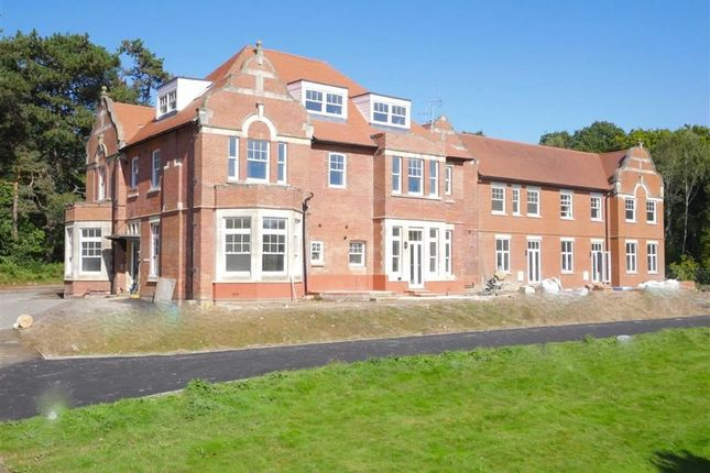 Thumbnail Flat for sale in The Drive, Hellingly, Hailsham