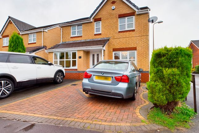 Thumbnail Detached house to rent in Herbert Thomas Way, Birchgrove, Swansea