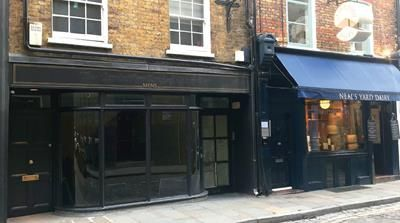 Thumbnail Restaurant/cafe to let in Shorts Gardens, London