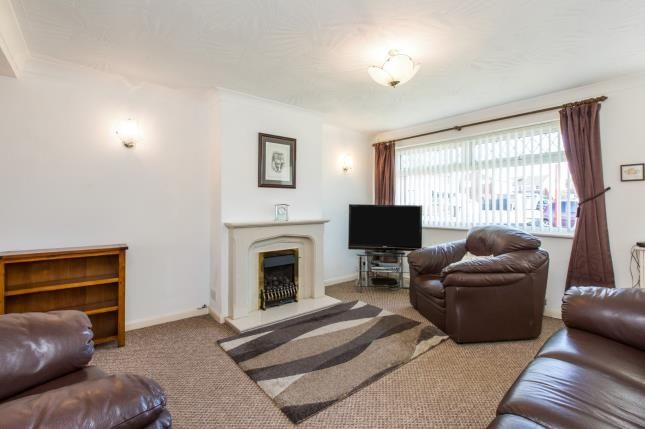 Lounge of Ambleside Close, Wistaston, Crewe, Cheshire CW2