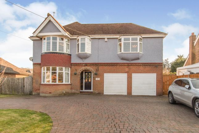 Thumbnail Detached house for sale in Hallsfield Road, Chatham