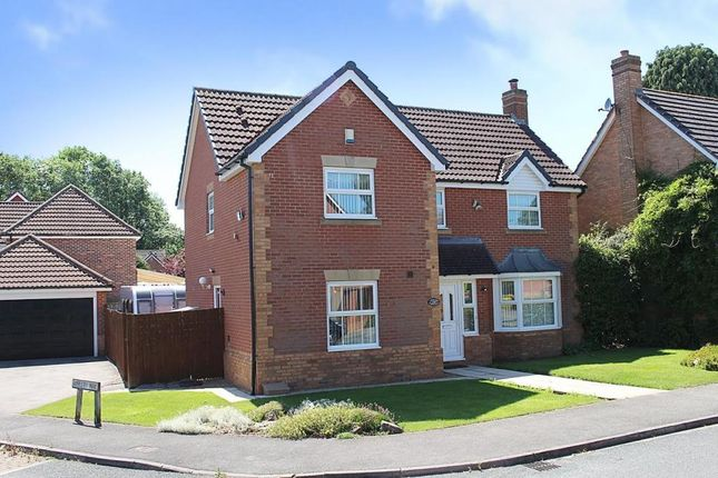 Thumbnail Detached house for sale in Appleby Crescent, Knaresborough