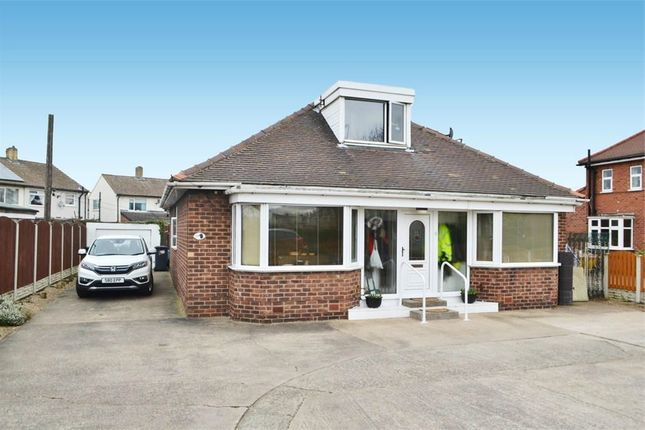 Thumbnail Detached bungalow for sale in Nutwell Lane, Armthorpe, Doncaster, South Yorkshire