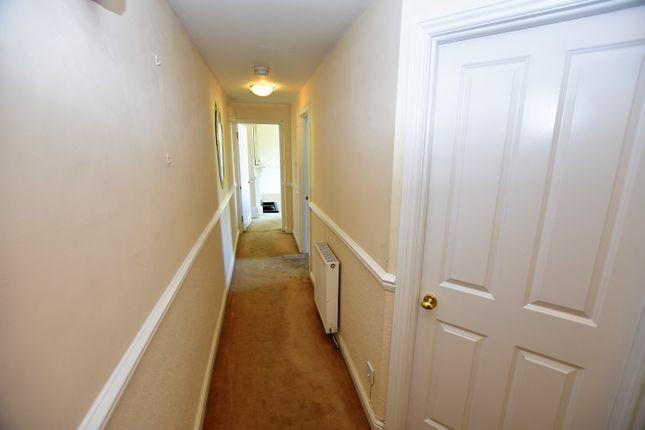 Hallway of Sandringham Court, Broad Walk, Buxton SK17