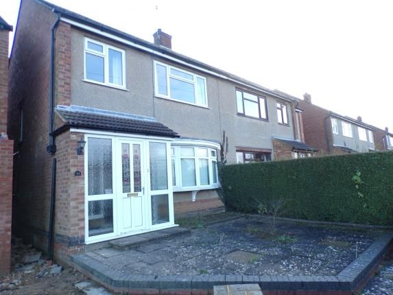Front of Rawley Crescent, Duston, Northampton, Northamptonshire NN5