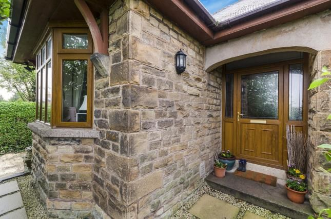 Thumbnail Bungalow for sale in Central Drive, Wingerworth, Chesterfield, Derbyshire