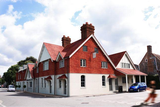 Thumbnail Flat for sale in First Floor Flat, Gratwicke House, Church Street, Littlehampton, West Sussex