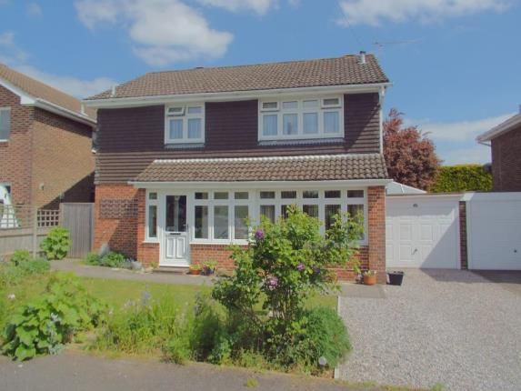 Thumbnail Detached house for sale in Horton Heath, Eastleigh, Hampshire