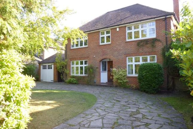 Thumbnail Detached house to rent in Pirbright Road, Farnborough, Hampshire