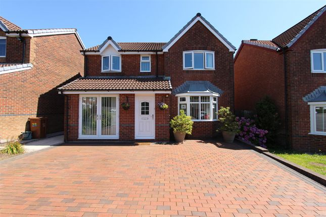 Thumbnail Detached house for sale in Gwaun Y Cwrt, Caerphilly
