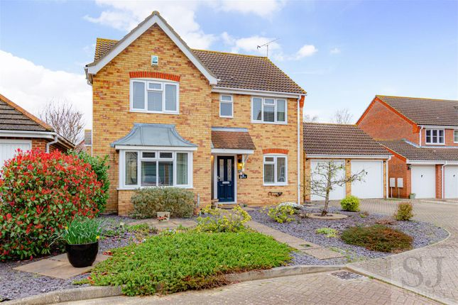 Thumbnail Detached house for sale in Roman Way, Burnham-On-Crouch