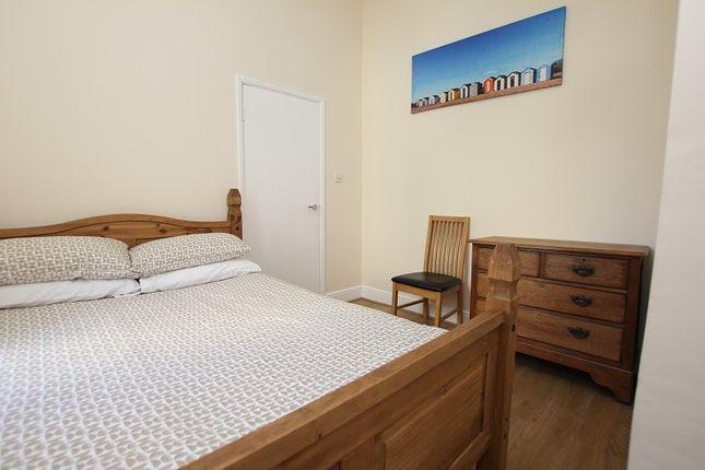 Bedroom 2 of 8 Warrior Gardens, St. Leonards-On-Sea, East Sussex. TN37
