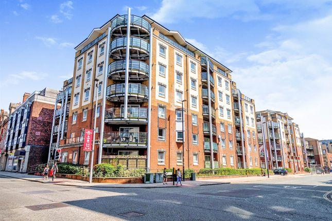 Thumbnail Flat for sale in Briton Street, Southampton