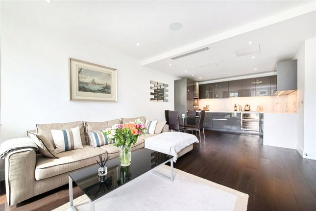 Thumbnail Flat for sale in Central Avenue, Fulham Riverside