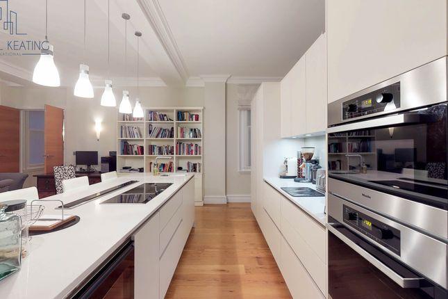 Kitchen of 42 Kingsway, Fitzrovia, London WC2B