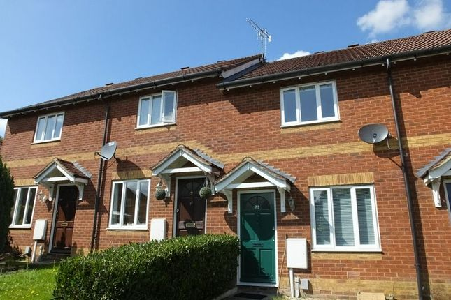 Thumbnail Terraced house for sale in Percheron Drive, Knaphill, Woking