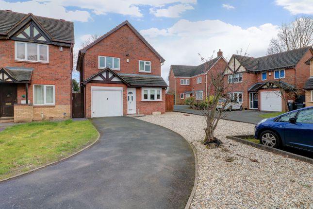 Thumbnail Detached house for sale in Hawthorn Close, Erdington, Birmingham