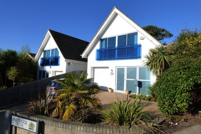 3 bed detached house for sale in Partridge Drive, Lilliput, Poole, Dorset