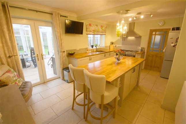 Thumbnail Detached house for sale in Brixworth Way, Retford, Nottinghamshire