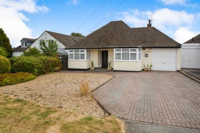 Thumbnail Bungalow for sale in Rectory Lane, Thurcaston, Leicester, Leicestershire