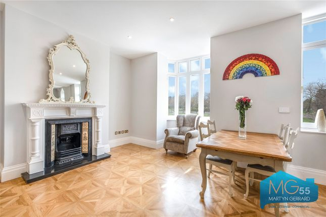 Thumbnail Flat for sale in Burville House, 418 Seven Sisters Road, London