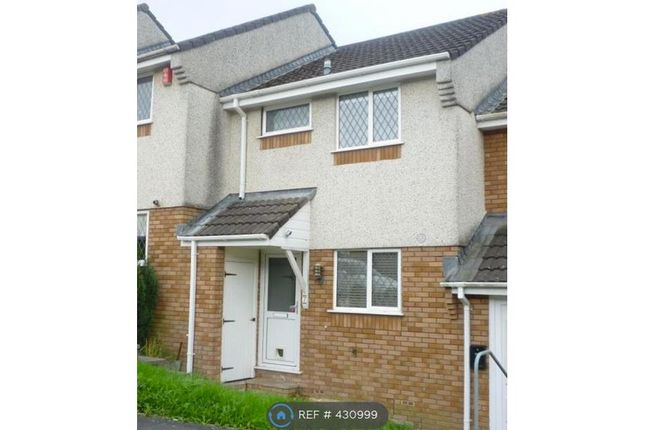 Thumbnail Terraced house to rent in Westbury Close, Plymouth