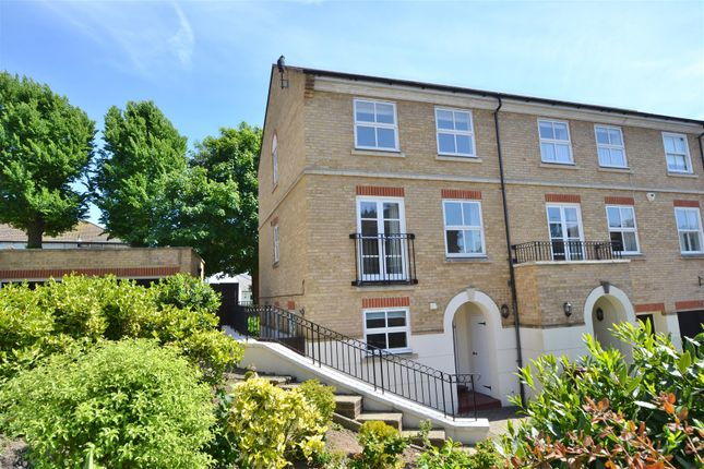 Thumbnail End terrace house for sale in Richmond Place, Eastbourne