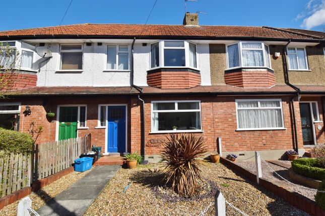 Thumbnail Terraced house to rent in Laurel Road, Hampton Hill