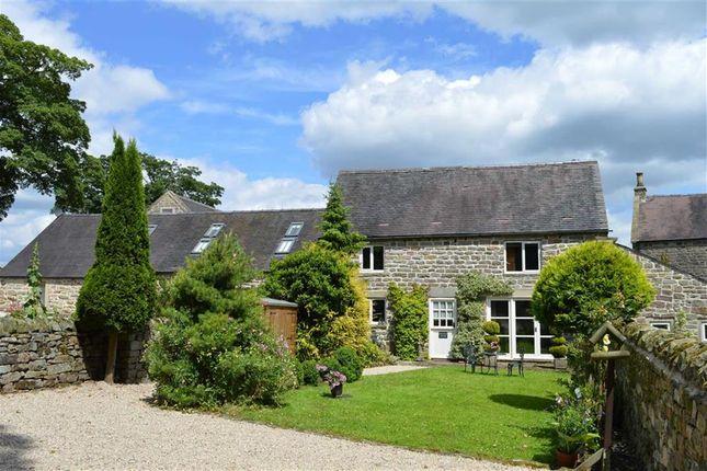 Thumbnail Cottage for sale in Crich View Cottage, Hollins Lane, Wheatcroft Matlock, Derbyshire