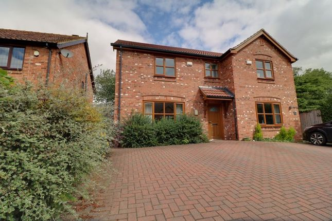 Thumbnail Semi-detached house to rent in Westwinds Gardens, Winterton, Scunthorpe