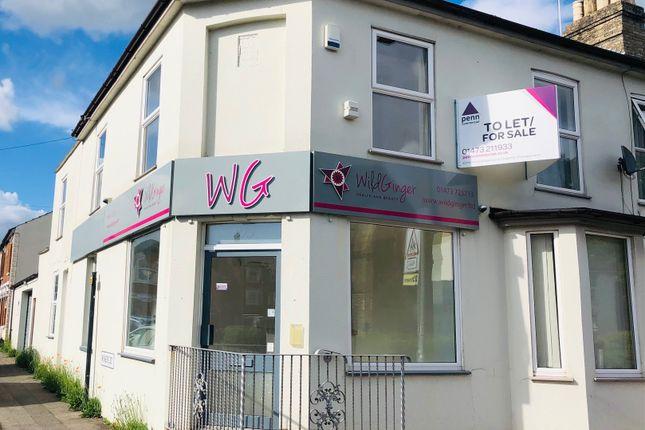 Thumbnail Retail premises for sale in 313 Woodbridge Road, Ipswich