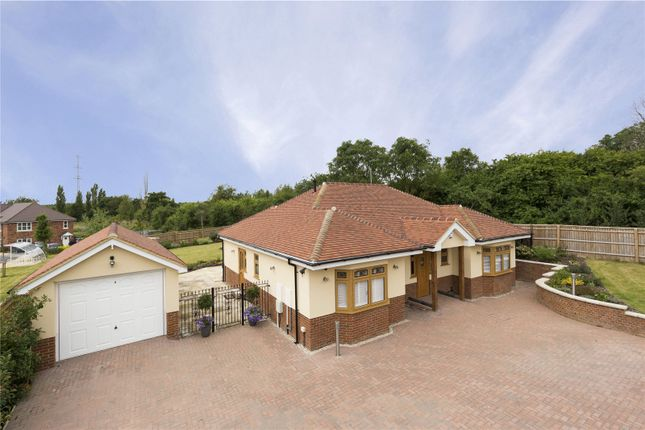 Thumbnail Detached bungalow for sale in Hall Lane, Upminster