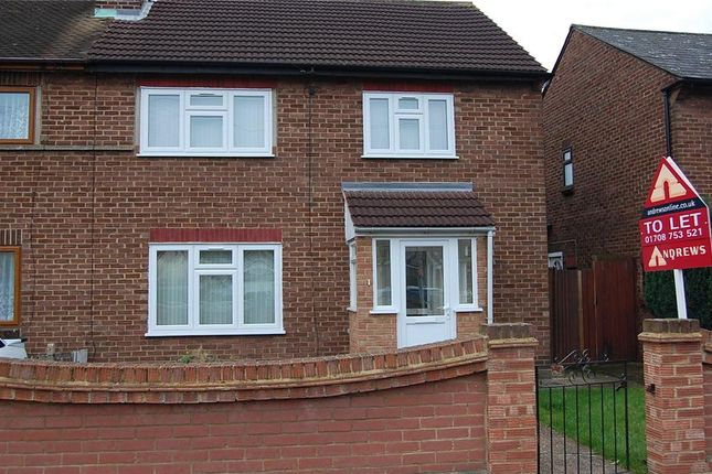 Thumbnail Semi-detached house to rent in Ullswater Way, Hornchurch
