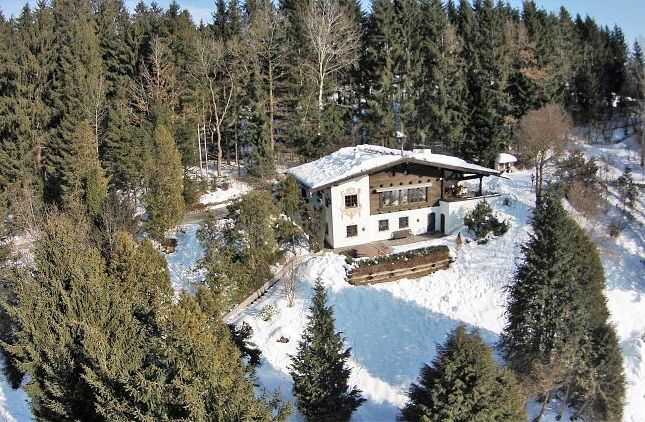 Thumbnail Property for sale in Spacious Plot Of Land, Kitzbühel, Tyrol, Austria