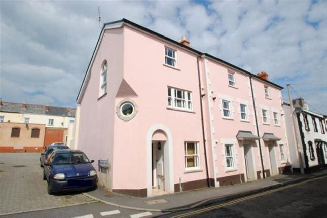 Thumbnail Property to rent in Pannier Mews, Bideford, Devon