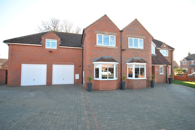 Detached house for sale in Frobisher Grange, Finningley, Doncaster