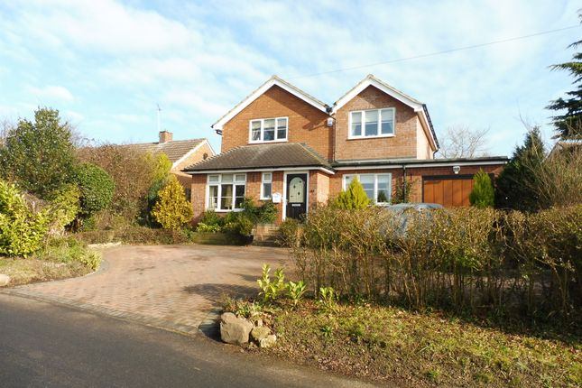 Thumbnail Detached house for sale in Bedford Road, Sherington, Newport Pagnell