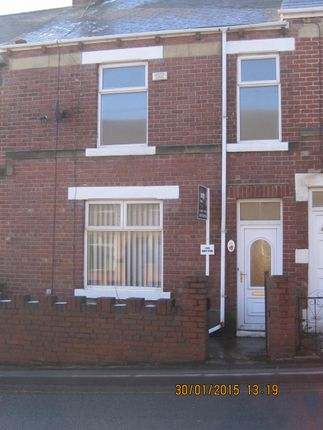 Thumbnail Terraced house to rent in Park Road, South Moor, Stanley