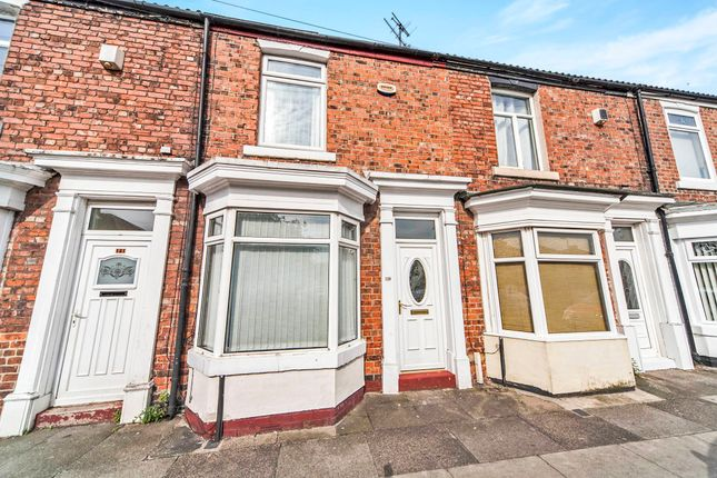 Thumbnail Terraced house for sale in Railway Cottages, Junction Road, Stockton-On-Tees