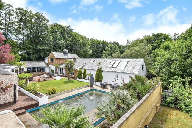Thumbnail Detached house for sale in Babs-Park, Blind Lane, Bourne End, Buckinghamshire