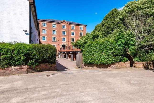 Thumbnail Flat for sale in Little Bollington Mill, Park Lane, Dunham Massey