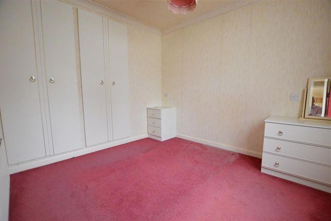 Bedroom of The Paddock, Westgate Park, Sleaford NG34