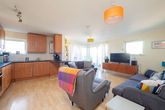 Thumbnail Flat for sale in Evan Cook Close, London