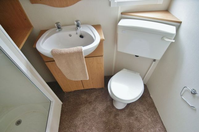 Bathroom of Ocean Edge Holiday Park, Heysham LA3