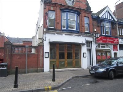 Thumbnail Restaurant/cafe to let in 8 Pocklingtons Walk, Leicester