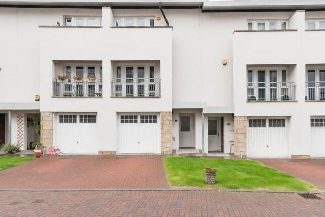 Thumbnail Town house to rent in Allanfield Place, Edinburgh