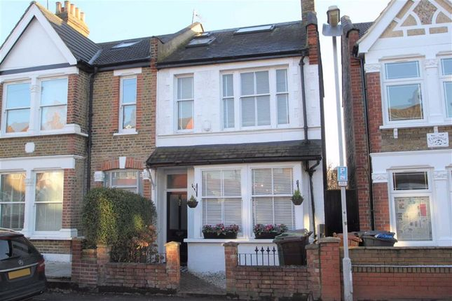 3 bed end terrace house for sale in Ainslie Wood Road, London E4