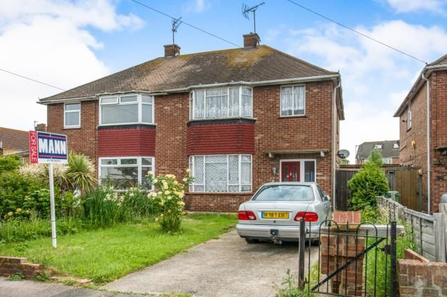 Thumbnail Semi-detached house for sale in St Agnes Gardens, Sheerness, Kent
